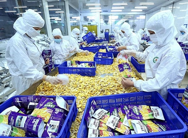 Vietnam expands export markets for farm produce hinh anh 1
