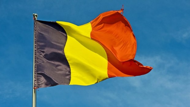 Greetings sent to Belgian leaders on National Day hinh anh 1