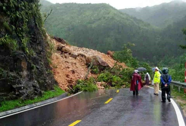 Vietnam loses 860 million USD to natural disasters last year hinh anh 1