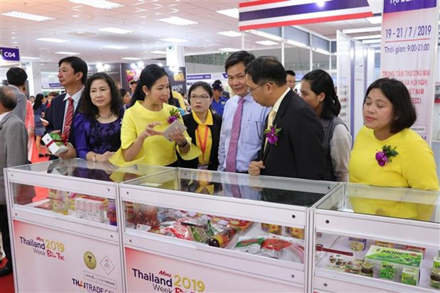 Thailand week programme opens in Ben Tre hinh anh 1