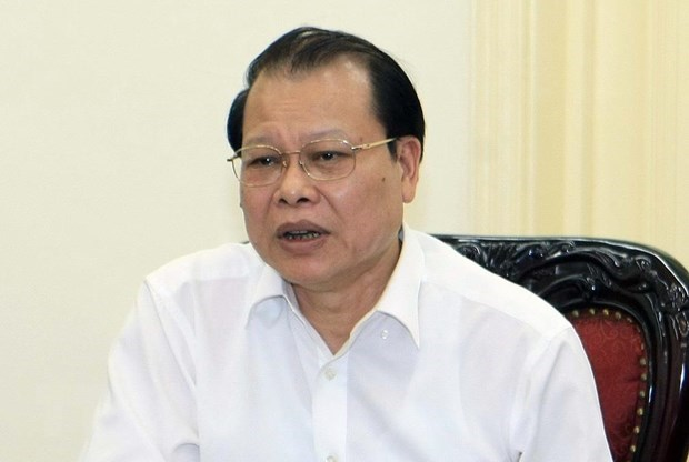 Politburo issues disciplinary warning against former Deputy PM hinh anh 1