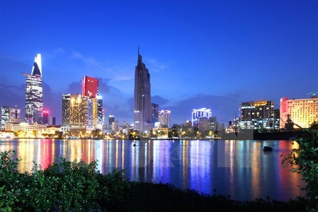 HCM City records growth of 7.86 percent in first half hinh anh 1