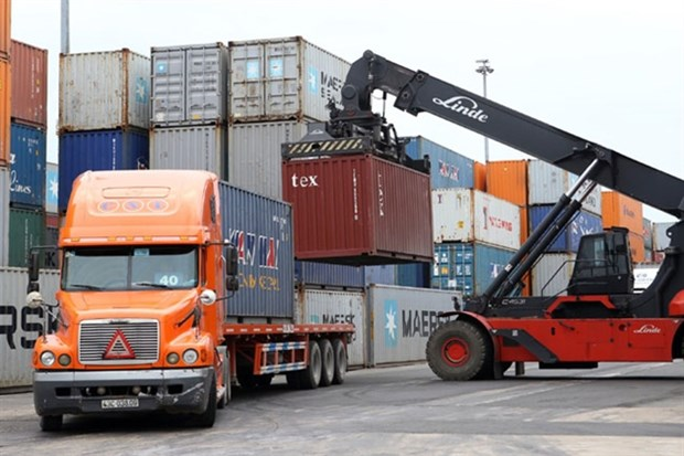 Logistic booms with million-dollar deals hinh anh 1
