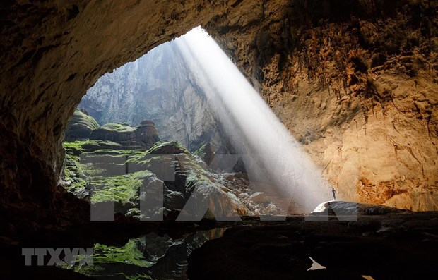 Quang Binh cave festival 2019 opens hinh anh 1