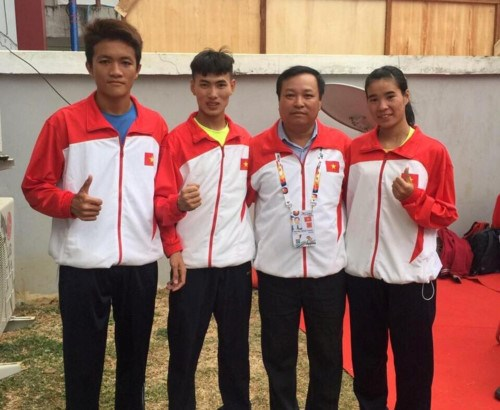 Vietnam win golds at ASEAN student games hinh anh 1