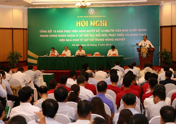 Agricultural cooperatives thriving hinh anh 1