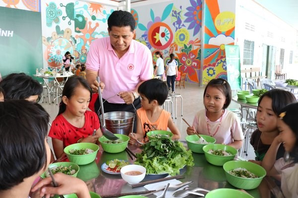 Youth to take part in reducing food waste hinh anh 1