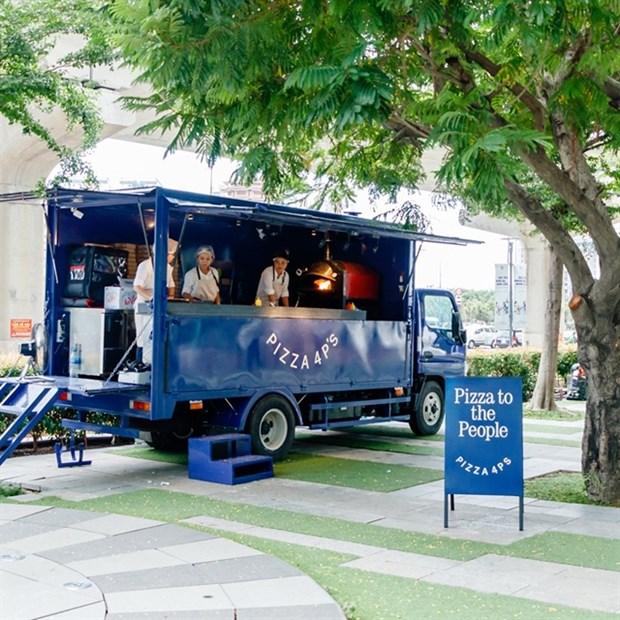 Food trucks jazz up HCM City street scene hinh anh 1