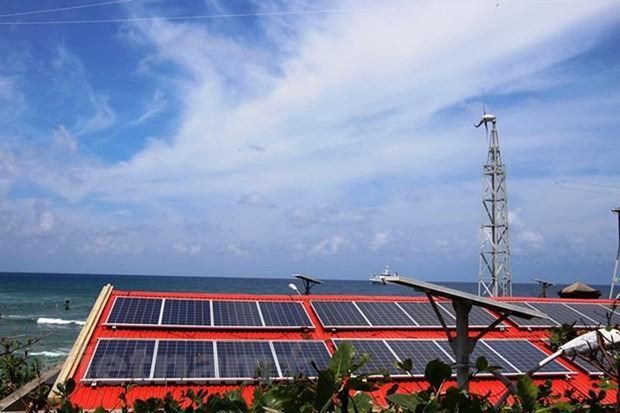 Korean firms to expand investment in electricity in Vietnam hinh anh 1