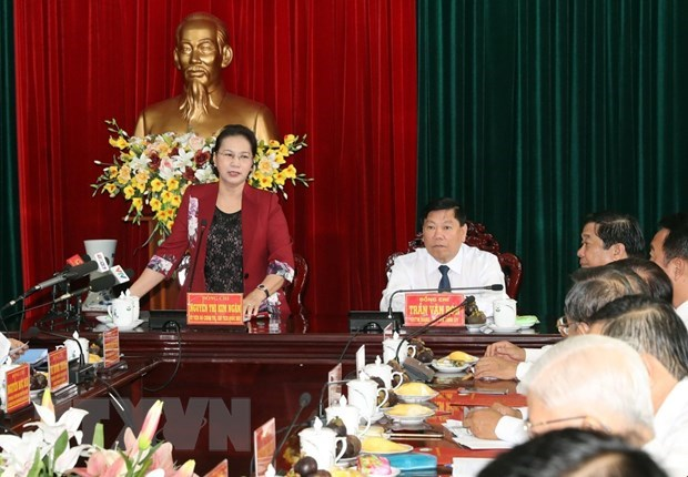 Vinh Long urged to step up economic strategic breakthroughs hinh anh 1
