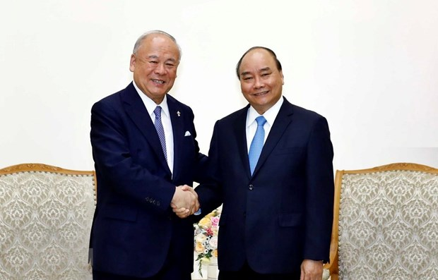 Vietnam treasures strategic partnership with Japan: PM hinh anh 1