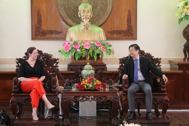 Can Tho, Australia look towards cooperation in multiple fields hinh anh 1