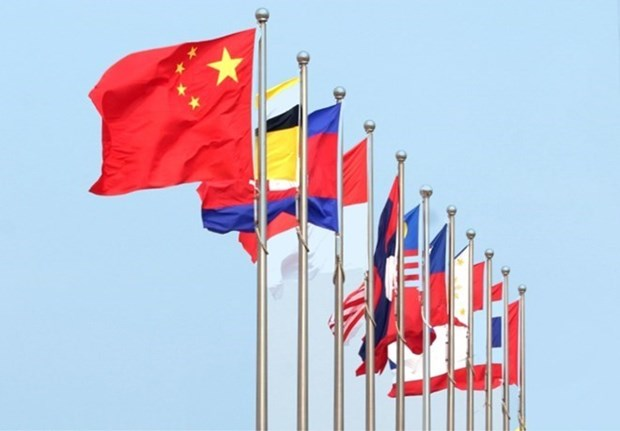 12th ASEAN-China education cooperation week opens hinh anh 1