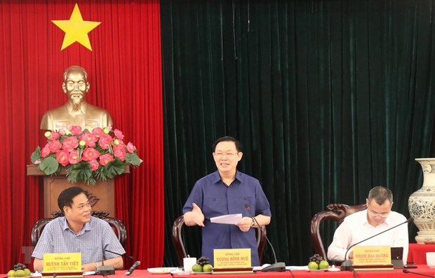 Deputy PM lauds Phu Yen's GRPD growth in first half hinh anh 1