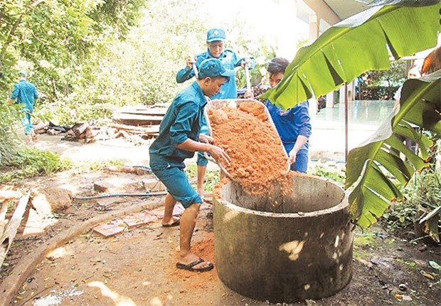 HCM City cracks down on groundwater exploitation hinh anh 1