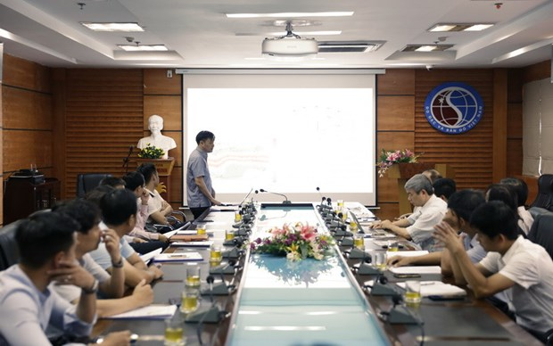 Vietnam builds stations for global navigation satellite system hinh anh 1