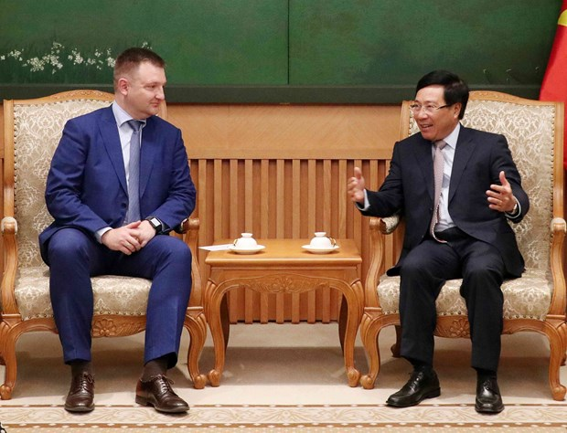 Vietnamese, Russian youths urged to foster bilateral relations hinh anh 1