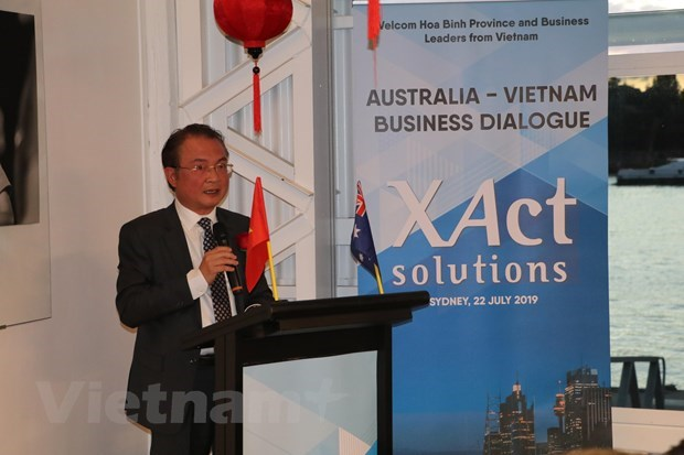 Best time for Australian investors to enter Vietnam: dialogue hinh anh 1