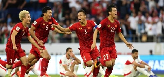 Vietnam optimistic ahead of World Cup qualifying round hinh anh 1