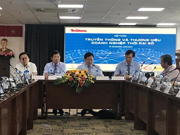 Comprehensive policy needed in time of digital communication hinh anh 1