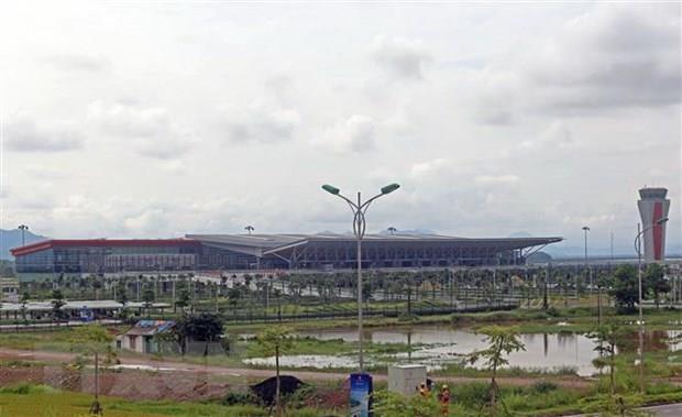 New air route links Quang Ninh's Van Don, China's Hunan province hinh anh 1