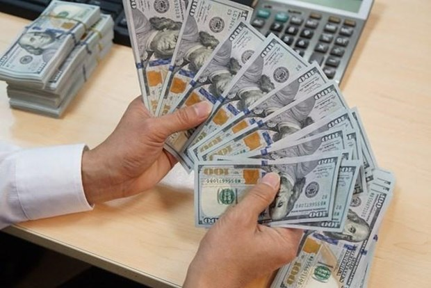 Reference exchange rate revised down on July 24 hinh anh 1