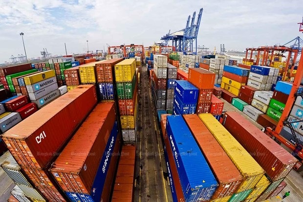 Thailand aims to double cargo handling income hinh anh 1