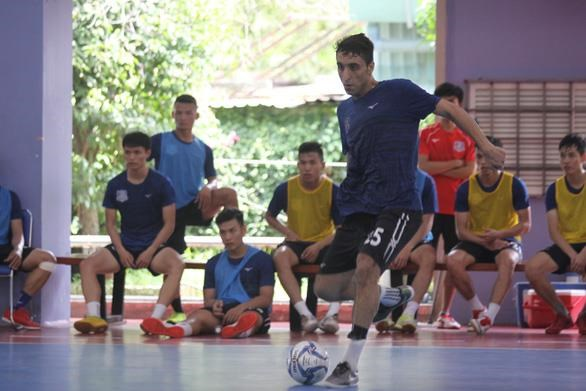 Thai Son Nam ready to compete in AFC Club Futsal Champs hinh anh 1