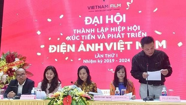 Vietnam Association of Film Promotion and Development debuts hinh anh 1