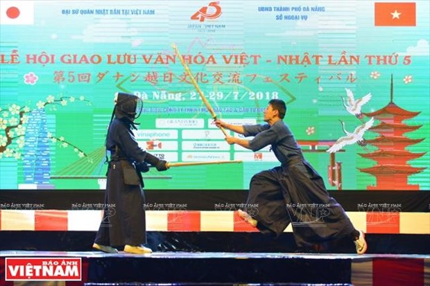 Vietnam-Japan Culture Exchange Festival opens in Da Nang hinh anh 1