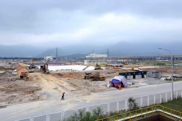 MONRE: Formosa meets standard three years after pollution incident hinh anh 1