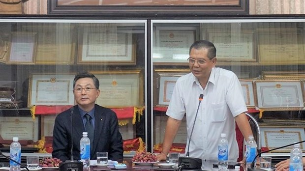 Hanoi boosts press cooperation with RoK hinh anh 1