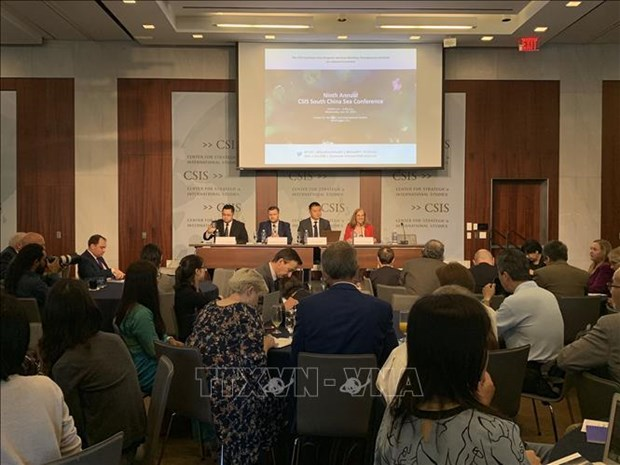 US conference discusses East Sea dispute management hinh anh 1