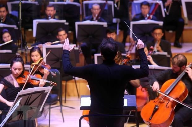 Russian classical music works to be performed in HCM City hinh anh 1