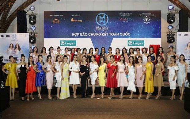 Miss World Vietnam final to be held in Da Nang hinh anh 1