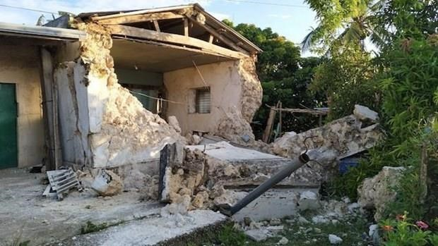 At least five killed in twin earthquakes in Philippines hinh anh 1