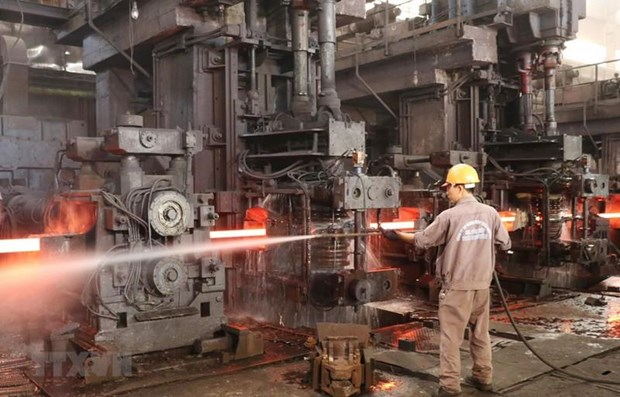 Steel industry forecast to maintain stable growth hinh anh 1