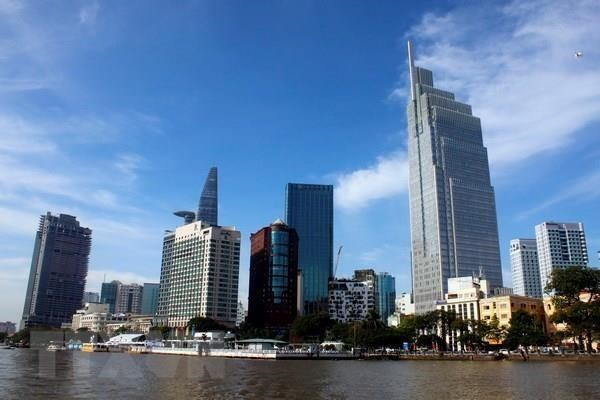 HCM City: office market continues stable growth hinh anh 1