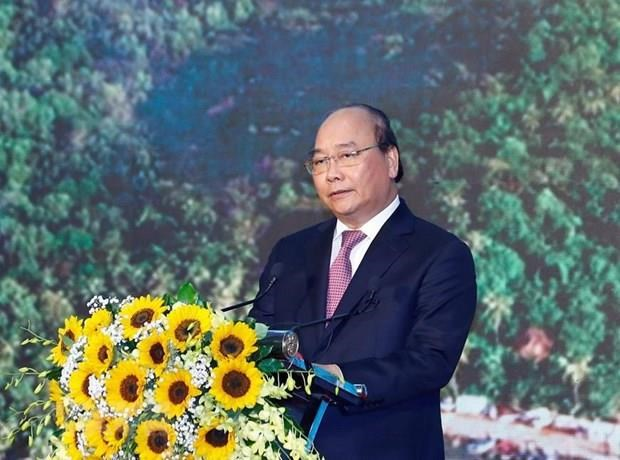 PM asks Kien Giang province to ensure clean environment hinh anh 1