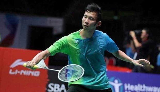 Vietnamese badminton player wins Lagos International Classics hinh anh 1