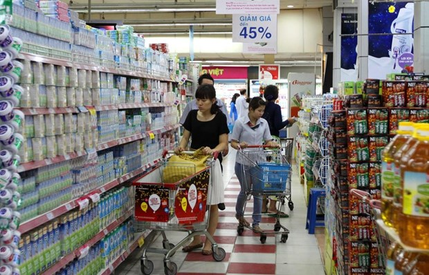 CPI slightly increases in July hinh anh 1