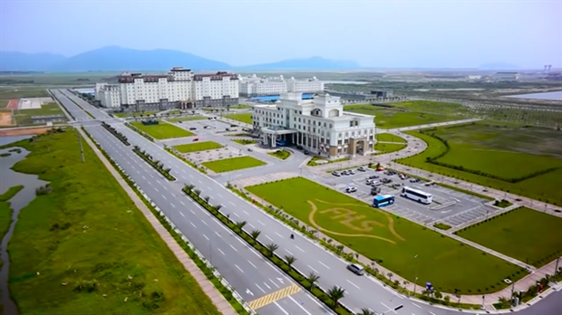 Vung Ang Economic Zone attracts three new projects hinh anh 1