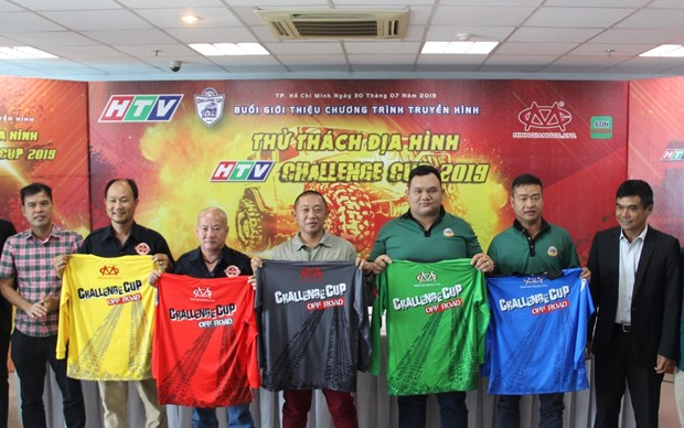 69 teams to compete in Vietnam's largest terrain car race hinh anh 1