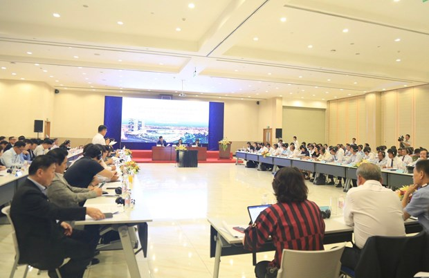 Binh Duong pledges to remove difficulties for Korean firms hinh anh 1