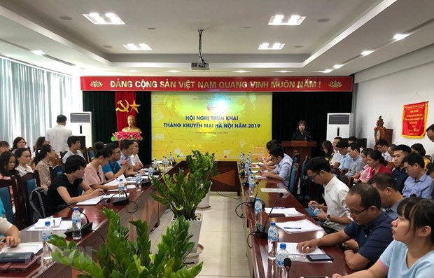 Substantial discounts to be offered at Hanoi promotion month hinh anh 1