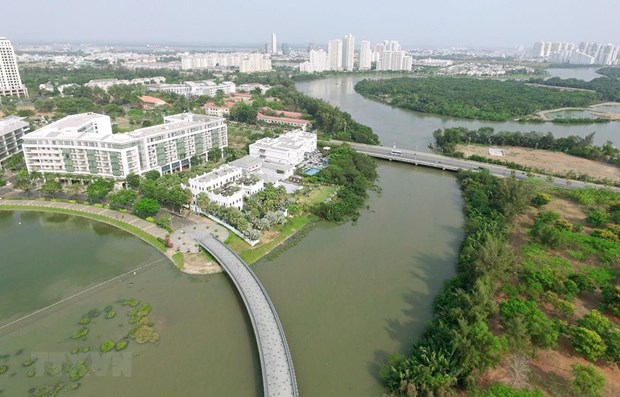 HCM City's housing market gloomy in first half hinh anh 1