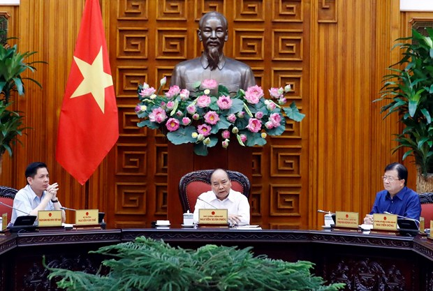 PM asks for quality Trung Luong – My Thuan expressway hinh anh 1