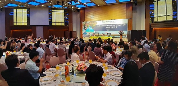 Vietnamese tourism promoted in Taiwan hinh anh 1
