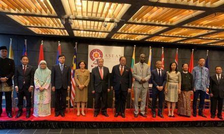 ASEAN - a global model of multilateralism: UN Secretary-General hinh anh 1