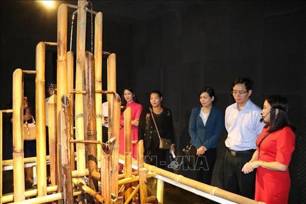 Dak Nong opens sound exhibition house hinh anh 1